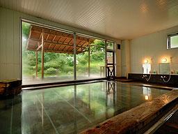 田村屋旅館 露天風呂